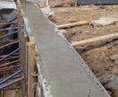 Фундамент, бетон