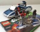 Lego Star Wars 75022 Мандалорианский спидер