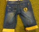 Шорты летний джинс