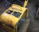 Виброплита дизельная реверсивная BOMAG 35/60 D