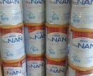 3 банки Nestle Pre Nan / Пре нан нестле