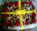 Пеку торты без консервантов