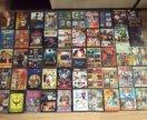 Диски фильмы мультики DVD