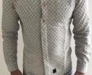 Рубашка оригинал Италия брендовая
