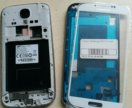 Стекло белое Samsung s4