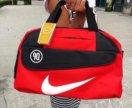 Сумка красная Nike