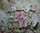 Мешок с вещами для девочки