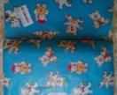Набор в коляску.матрац и подушка