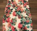 Летнее платье сарафан хлопок