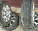 Комплект колес на 15 4шт