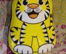 Тигр рюкзак