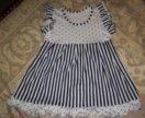 Новое платье на девочку