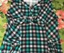 Блузка кофточка 54-56