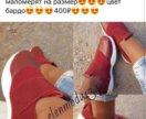 Новые кроссы 36,37,40 маломерят на размер