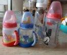 Поильники и бутылочки фирмы Nuk