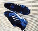 Кроссовки Adidas zx 750 FLYKNIT blue