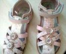 Летние сандалии для девочки