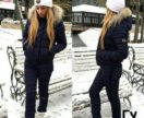 Зимний комтюм