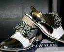 Новые туфли 37 р -37,5