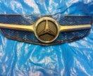 Решетка радиатора Mercedes A2078802383, A207880318