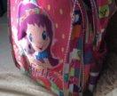 Рюкзак школьный и сумочка
