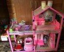 Кукольный дом Барби