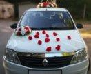Украшение на свадебный автомобиль