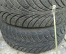 Резина зимняя гудиэр 205.55.16