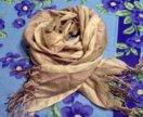 Палантин, шарфы