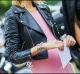 Новая черная косуха под Dior и голубая