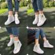 Ботинки женские новые!Размер 35