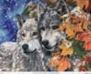 Картина ( собрана ) алмазная мозаика