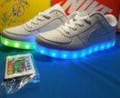 Светящиеся кроссовки nike air