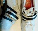 кроссовки Adidas для спортсменов-тяжелоатлетов