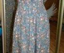 Платье новое, 100 проц. хлопок, 42-44