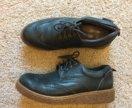 Кожаные ботинки Spur