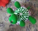 игрушки ручной работы амигуруми