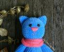 Котенок плюшевый игрушка