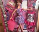 Барби кукла с чемоданом