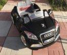 Электромобиль Audi TTS 6200