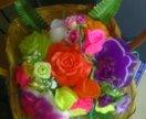 Цветочная корзина Ассорти