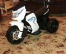 Электромобиль, велосипед с ручкой для родителей