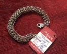 Мужской браслет( серебро