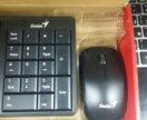 Клавиатура + мышка Genius start 8000