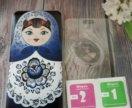 Чехол и защитное стекло на Samsung J5