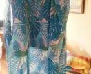 новая модная легкая летняя юбка