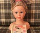 Голова куклы для создания причёсок и макияжа elc