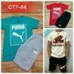 Новые комплекты: шорты и футболка