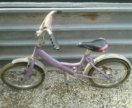Велосипед дет