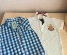 Рубашка и футболка 92